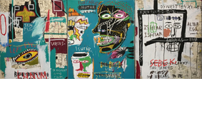 Exhibition : Basquiat