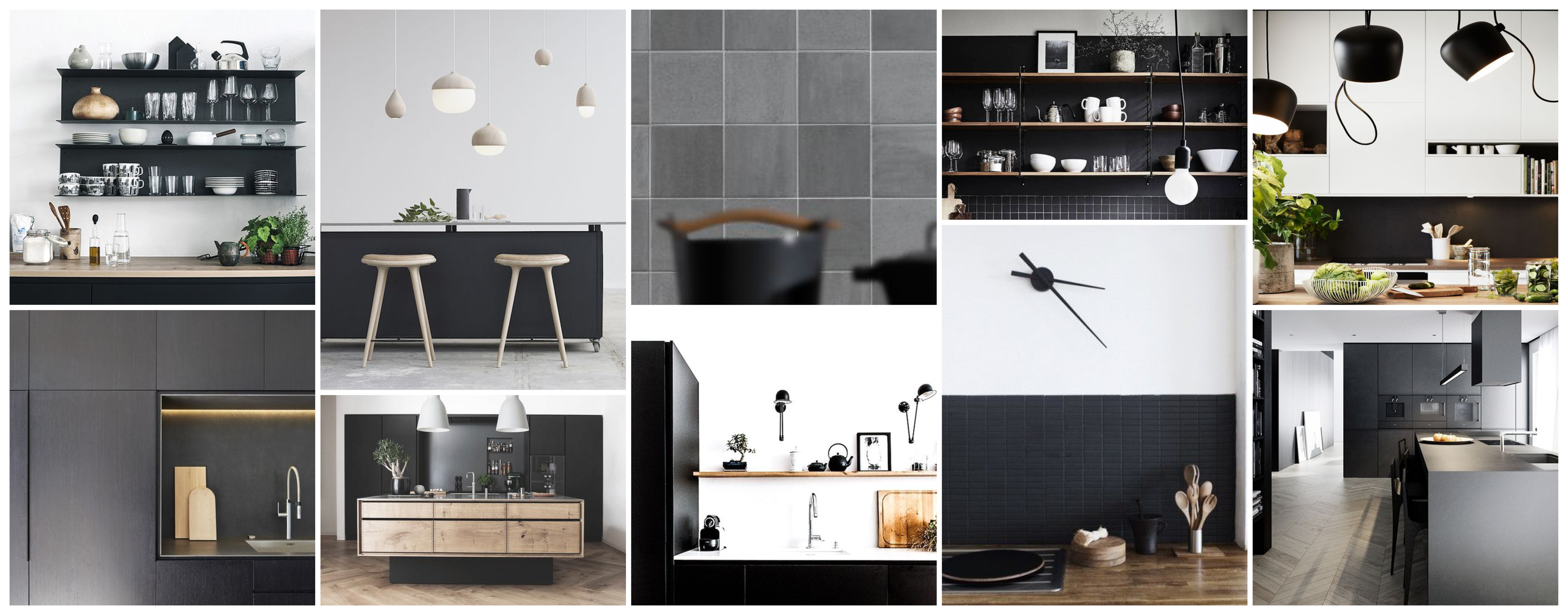 Moodboard Kitchen