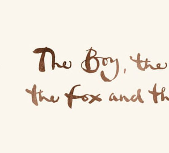 Morrie&Me-Boy-mole-fox-horse