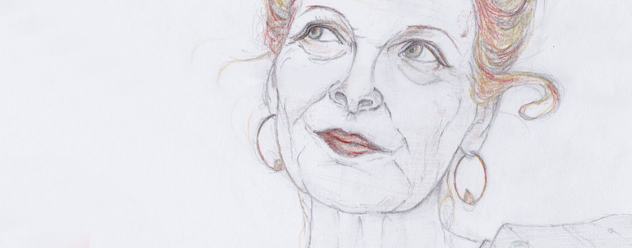 Vivienne Westwood illustration
