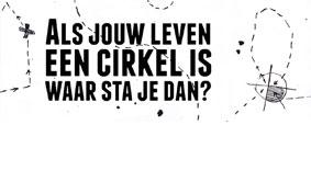 Book : Als jouw leven een cirkel is waar sta jij dan?