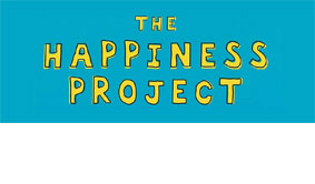 Book : The Happiness Project