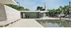 Exhibition : Mies van der Rohe Pavilion