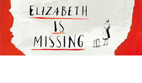 Book : Elizabeth is Missing