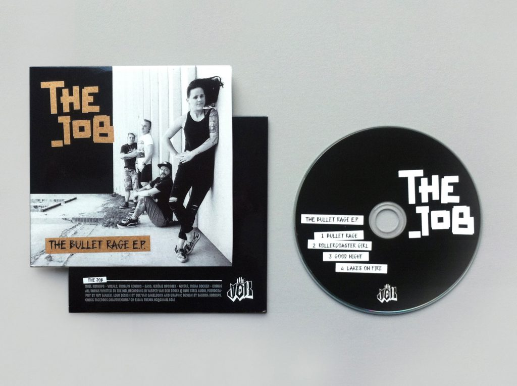 The-Job-EP-design