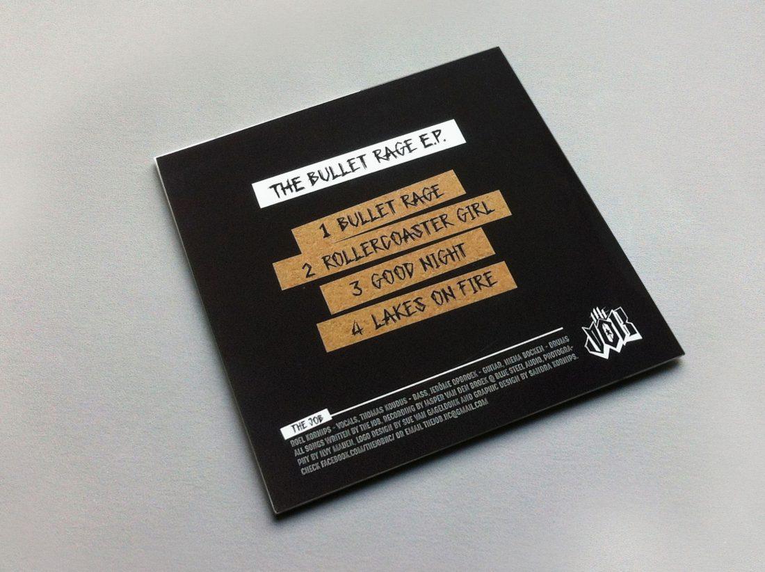 The-Job-EP-design