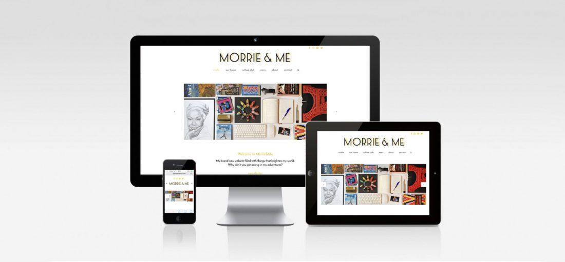 www.morrieandme.com