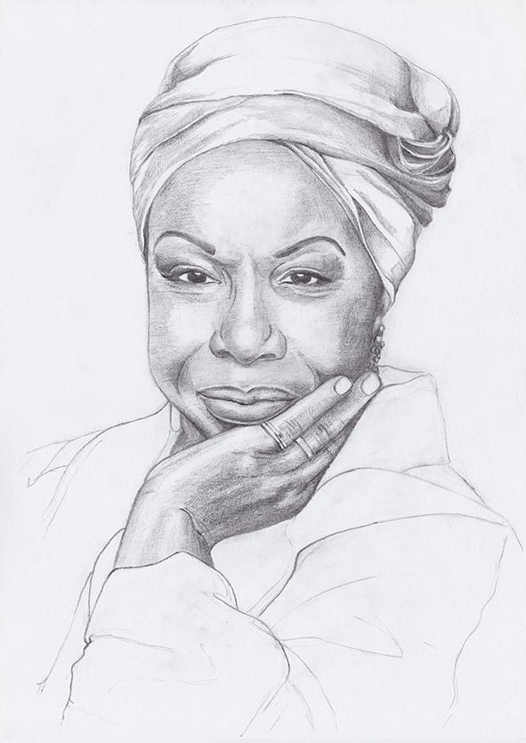 Morrie&Me Nina Simone